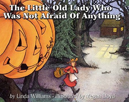 The little old lady who wasn't afraid of anything