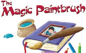 Magic Paintbrush