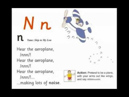 Hear the aeroplane